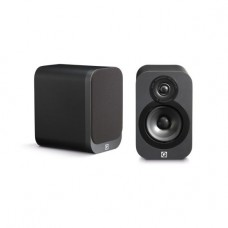 Q Acoustics 3010 speakers - Leather Only