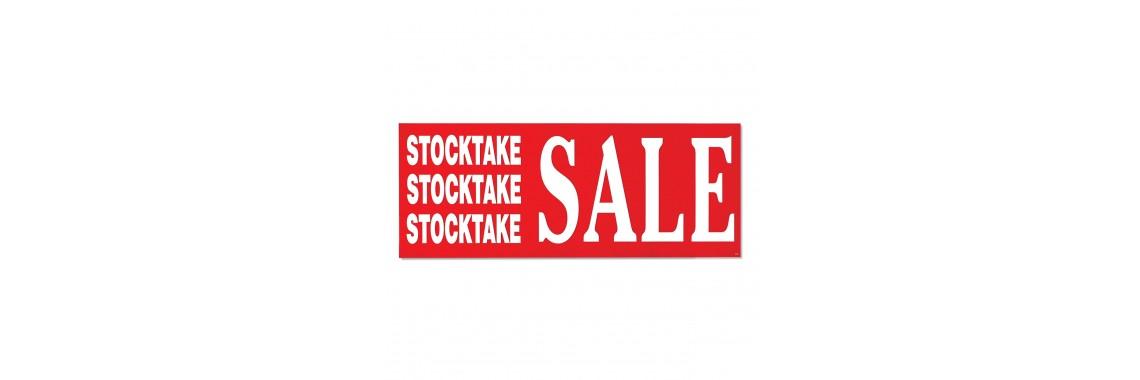 Stock Take 19'